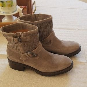 Coach Suede Boot